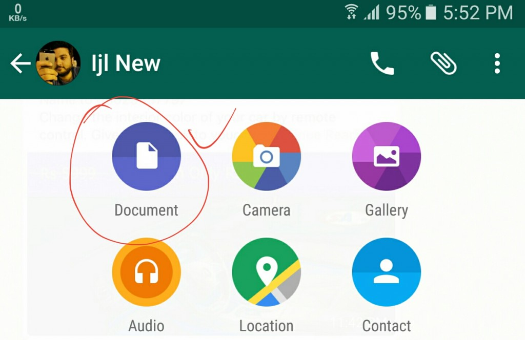 WhatsApp 2.12.500 Apk