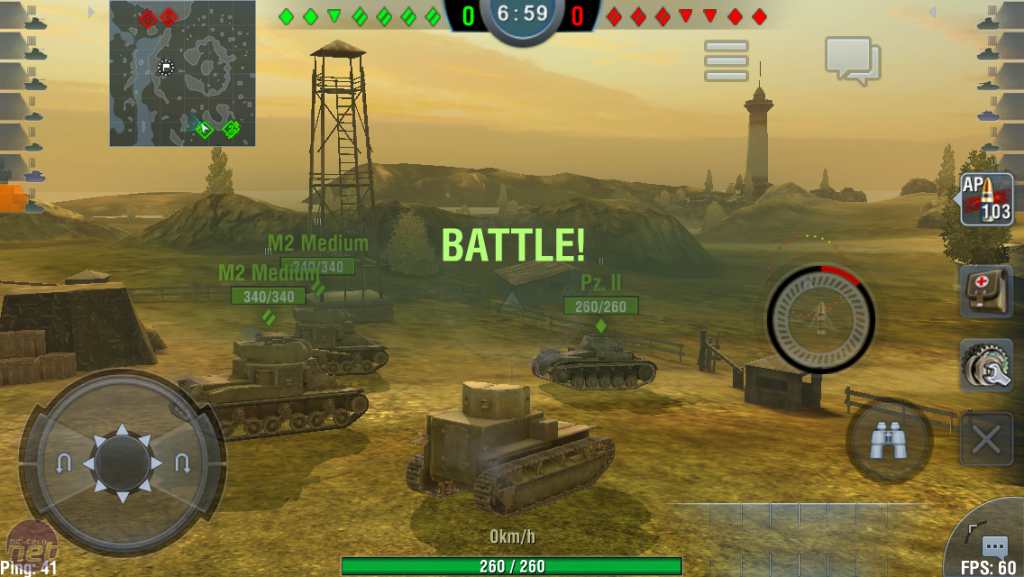 World of Tank blitz Hack
