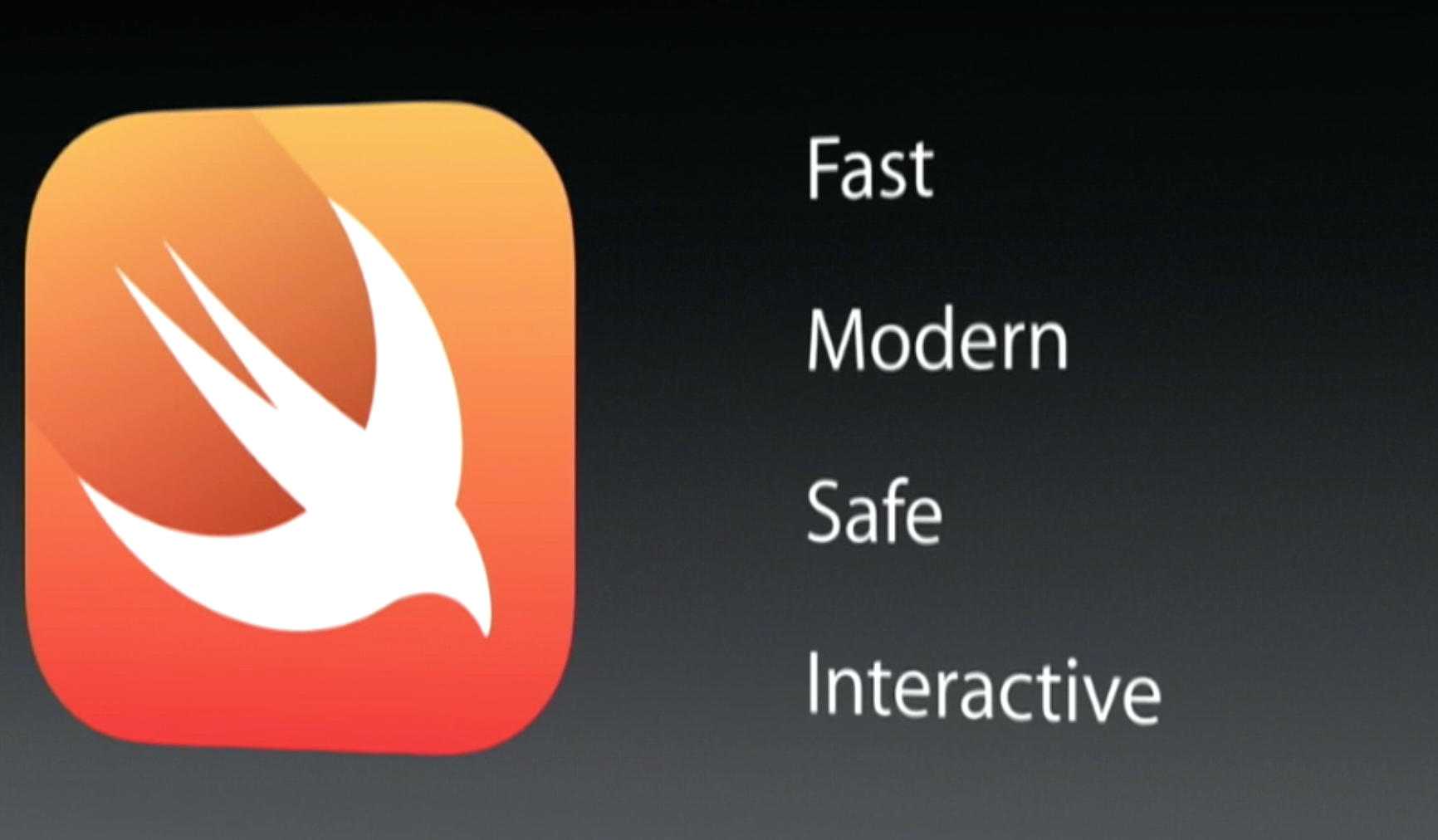 Apple's Swift open source