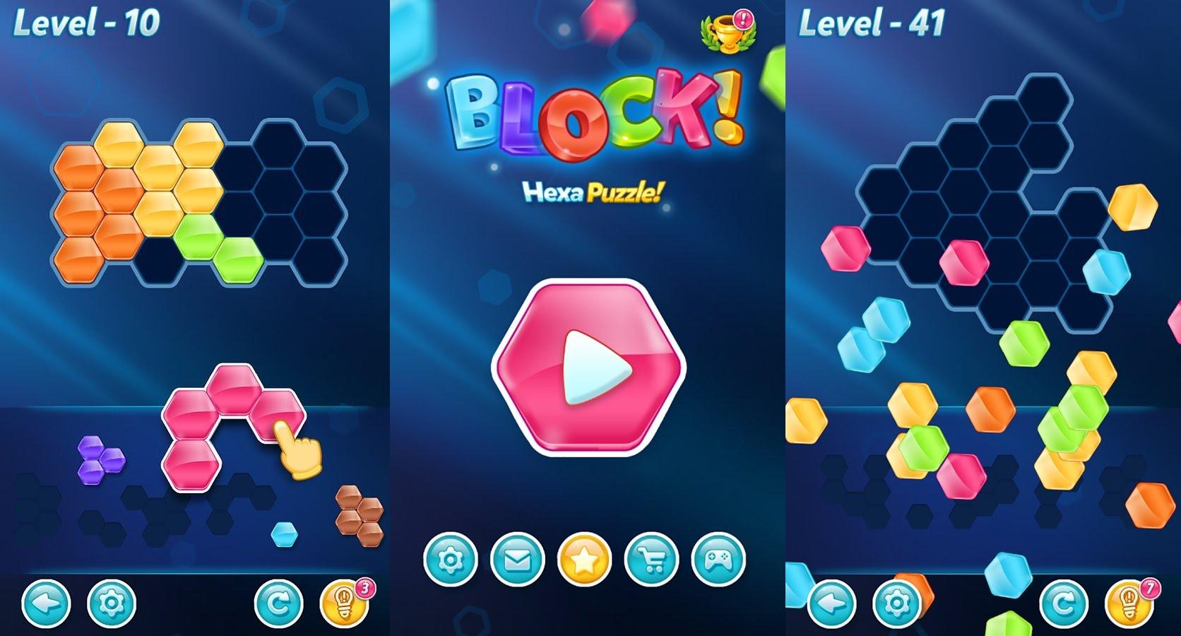 Block Hexa Puzzle V1 0 8 Mod Apk Unlimited Coins