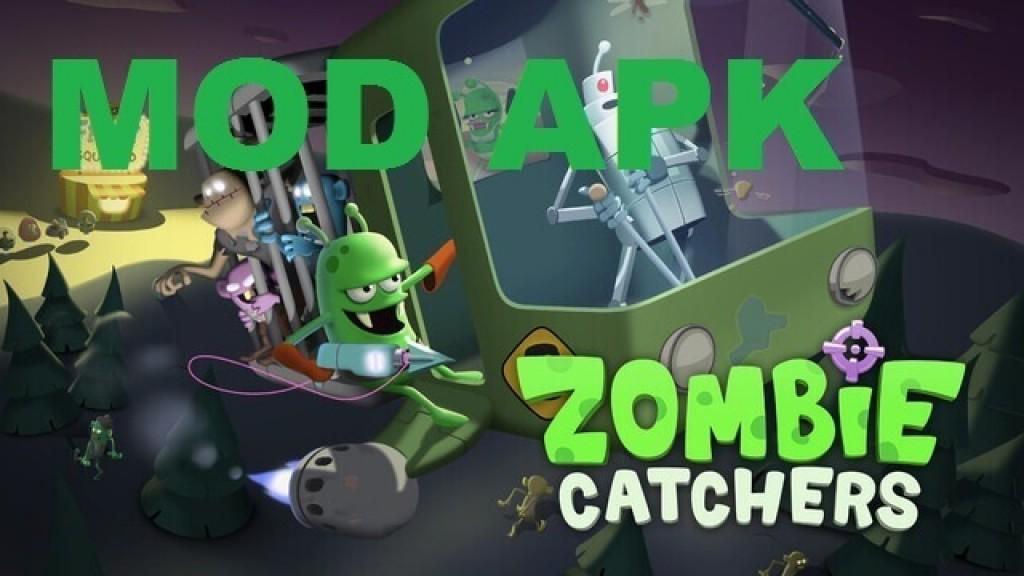 Zombie-Catchers-APK-mod