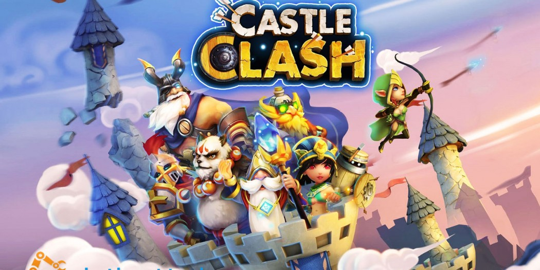 Castle Clash: Age of Legends 1.2.92 Mod Apk with unlimited money and
