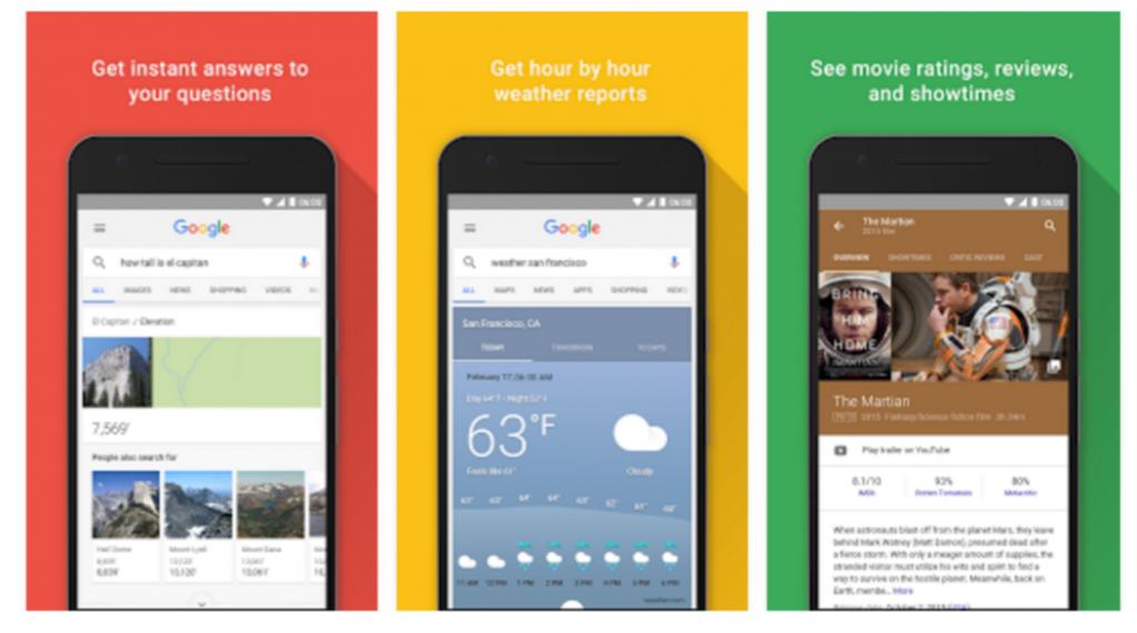 Google App v6.0.20 - 1