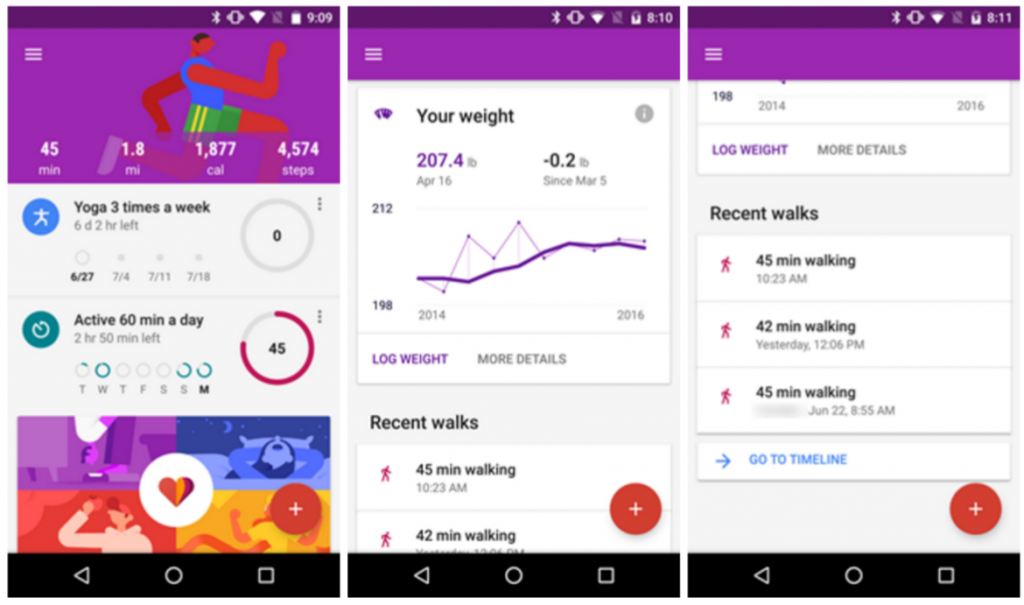 Google Fit v1.57 apk