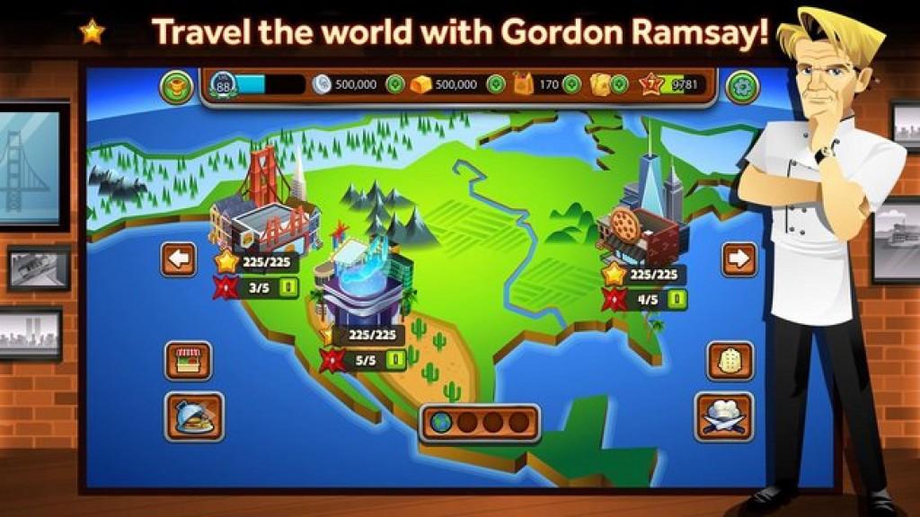 Gordon Ramsay Dash Mod Apk Hack
