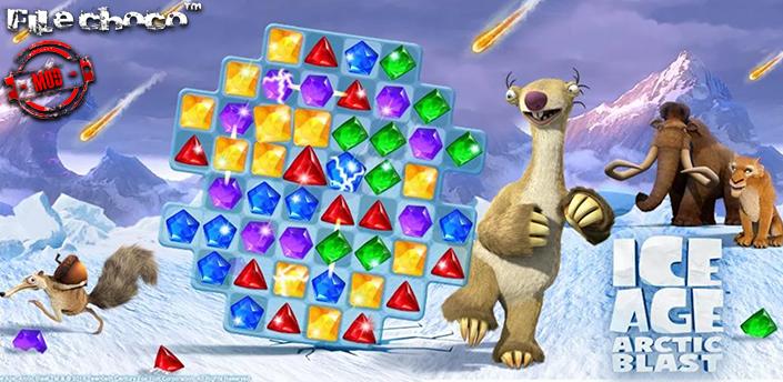Ice-Age-Arctic-Blast-Mod-Unlimited-Lives-Booster-v1.1.712-APK