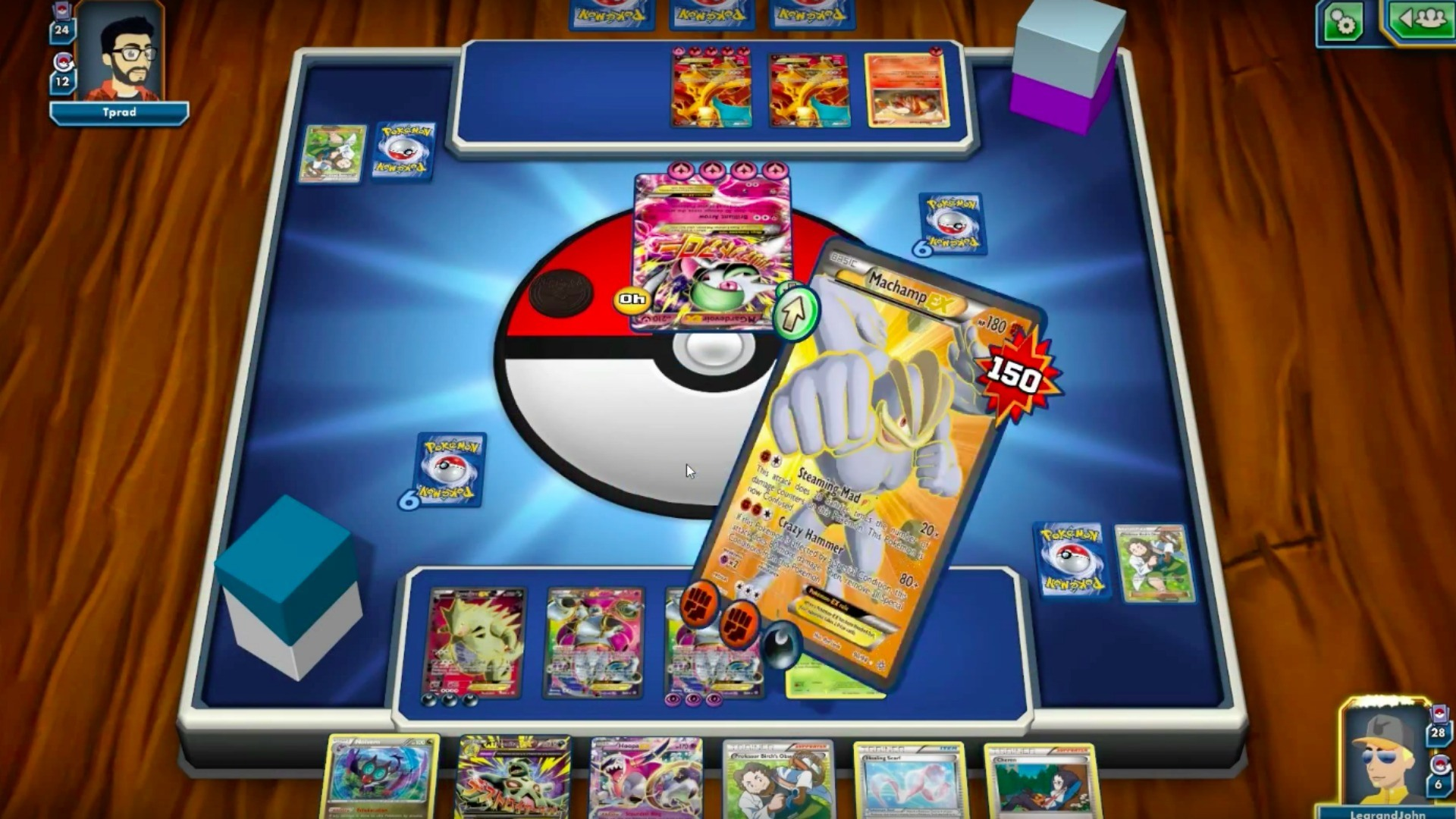 PTCGO hack android July 2019