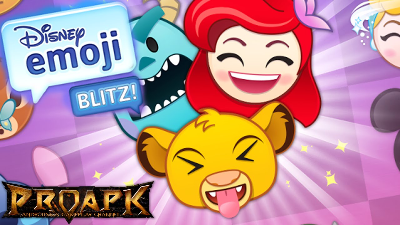 Disney Emoji Blitz apk 1