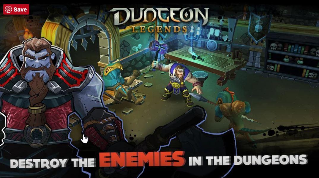 Duengeon_Legends_Hack