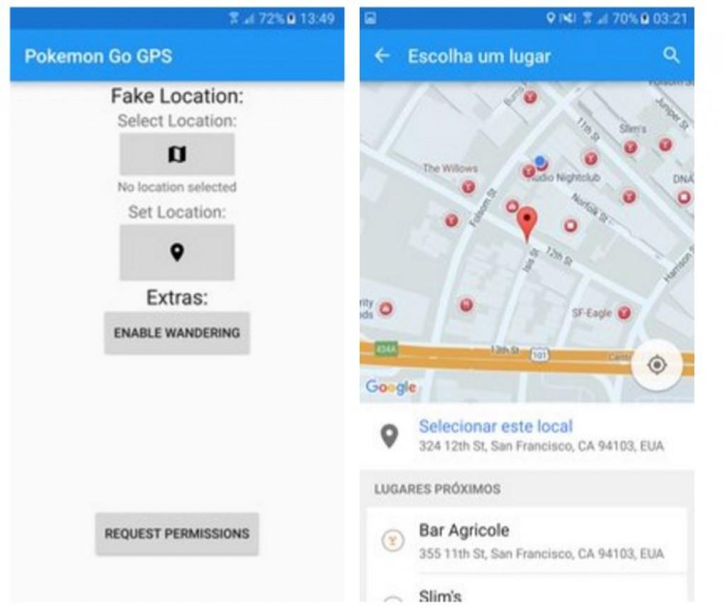 Fake GPS for Pokemon GO APK Download