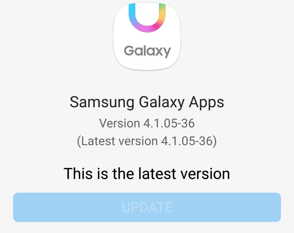 galaxy app store apk