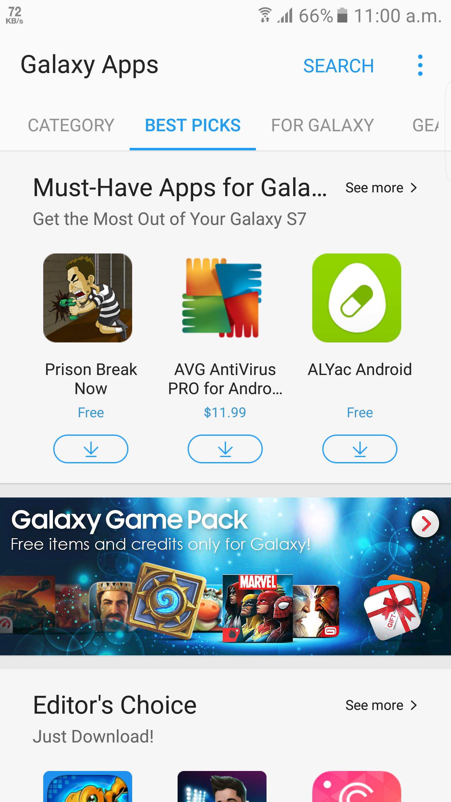 apk samsung apps
