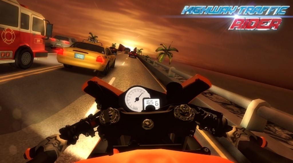 Highway Traffic Rider (2)