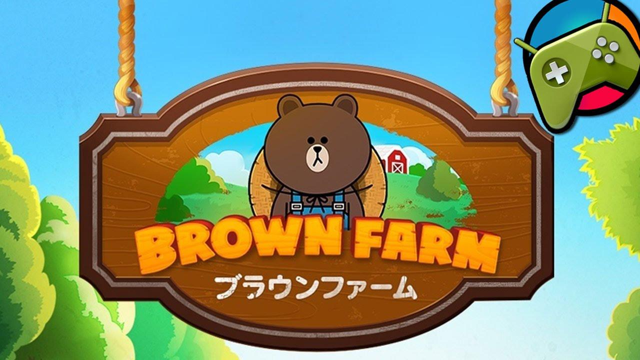 Line_Brown_Farm_mod_apk_hack
