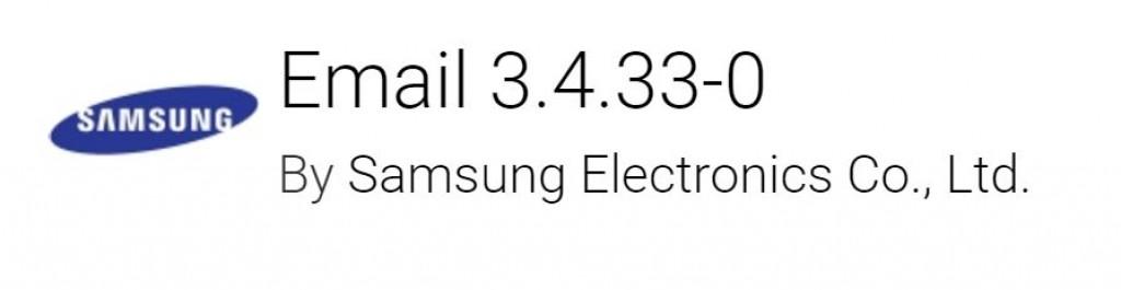 Samsung_Email 3.4.33-0 APK
