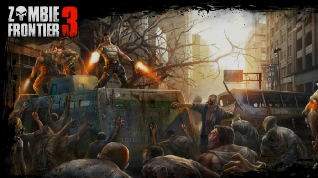 Zombie Frontier 3 v1.43 Mod Apk