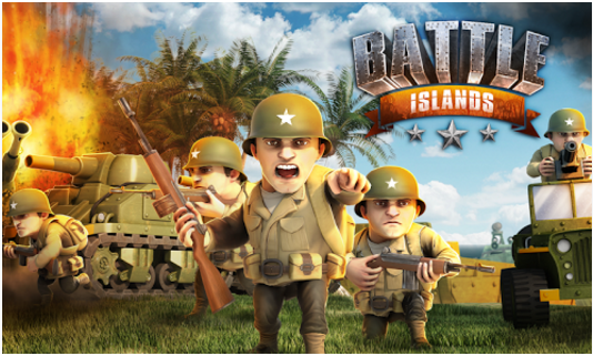Battle Islands mod apk hack