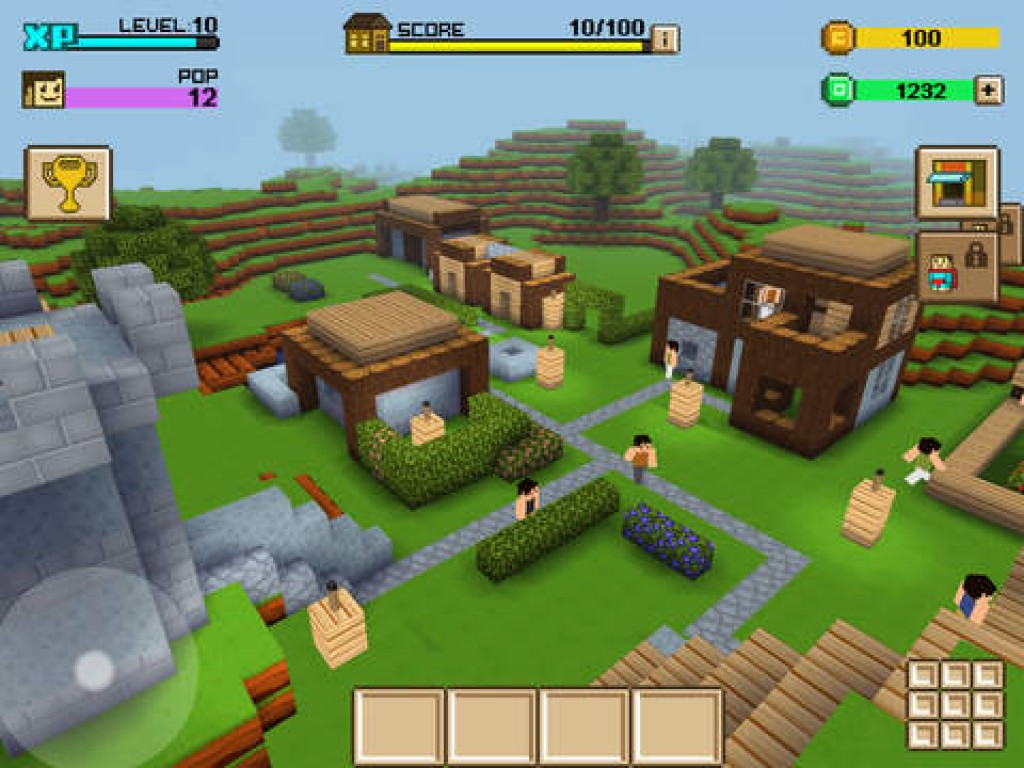 block craft 3d free simulator v 1 0 mod apk axeetech On block craft 3d hack