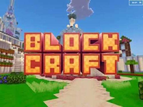 Block craft 3d free simulator v 1 0 mod apk axeetech for Block craft 3d online play