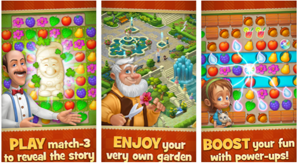 Gardenscapes_New Acres_Mod_Apk