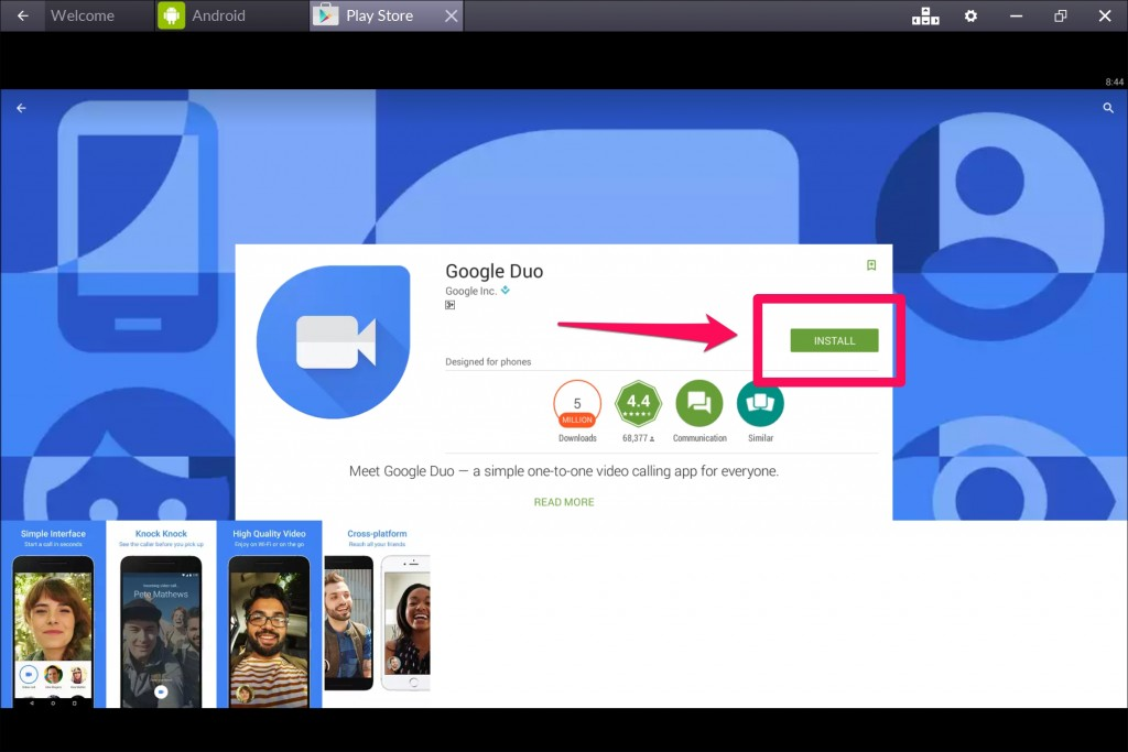 how to download google play on windows 7