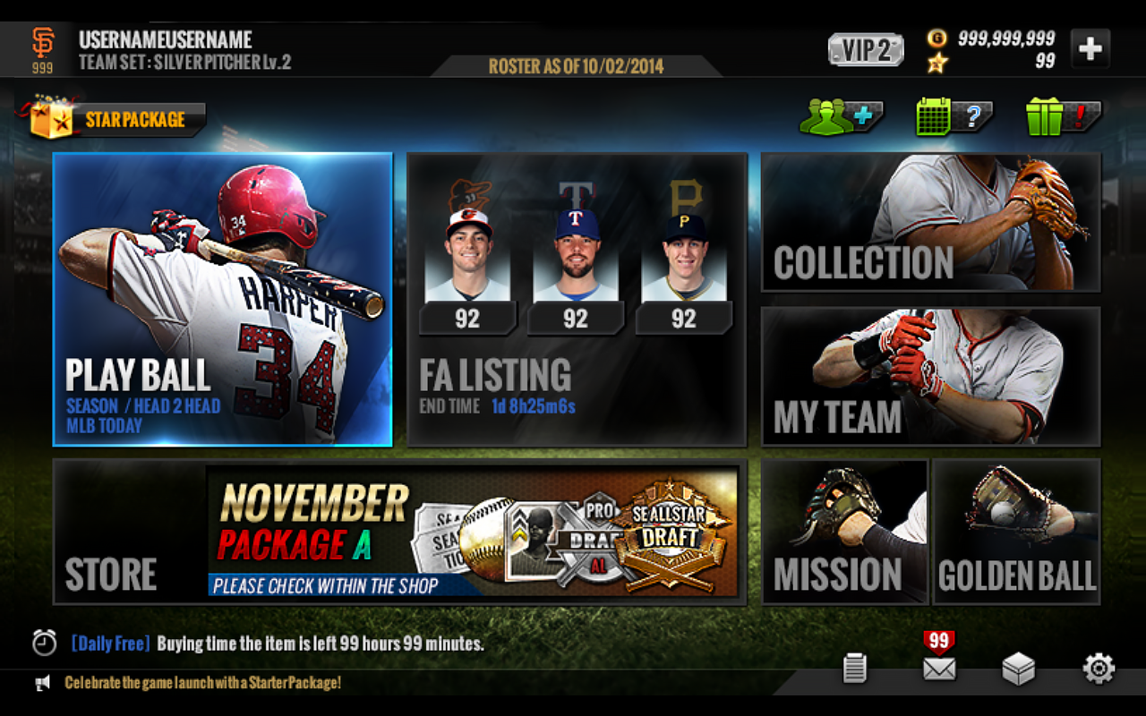 MLB Perfect Innings 16 v4.0.7 Mod Apk with unlimited money ...