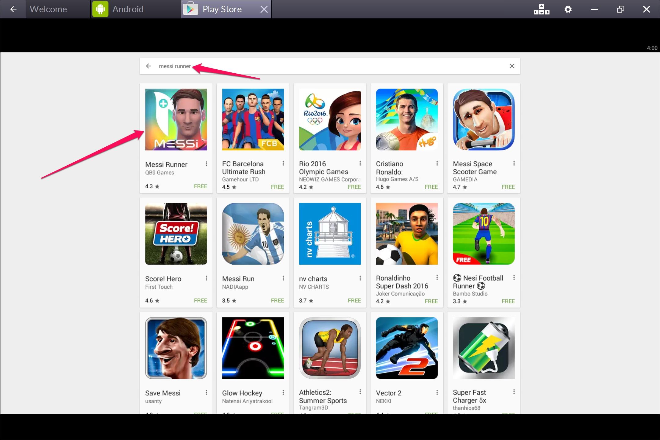 Messi_Runner_For_Windows10