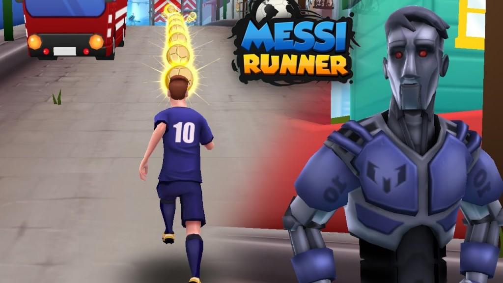 Messi_Runner_mod_Apk