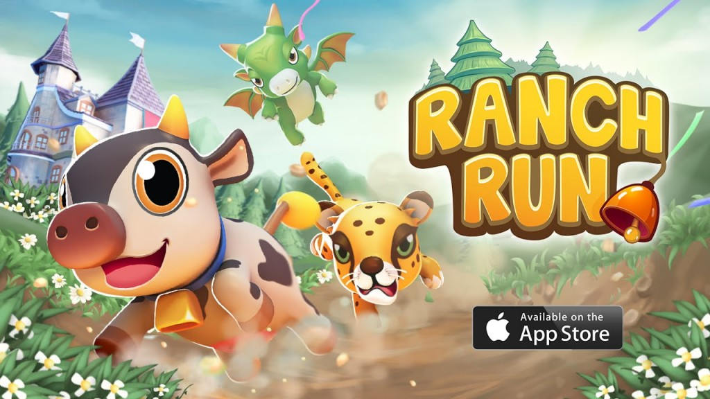 Ranch_run_Mod_hack_Apk