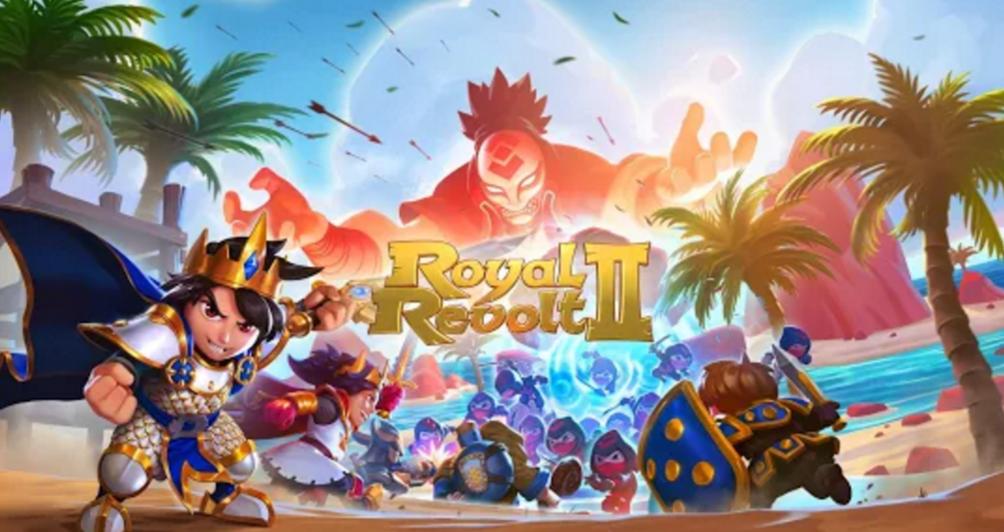 Royal Revolt 2 Mod Apk