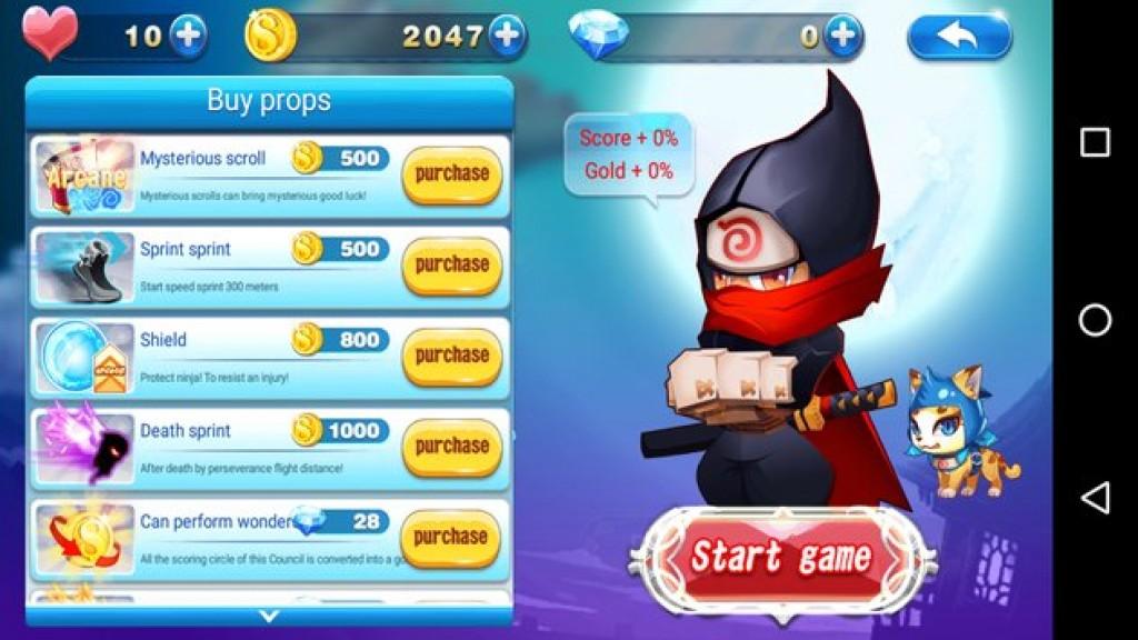 Sprint-Ninja-Mod-Apk-Hack