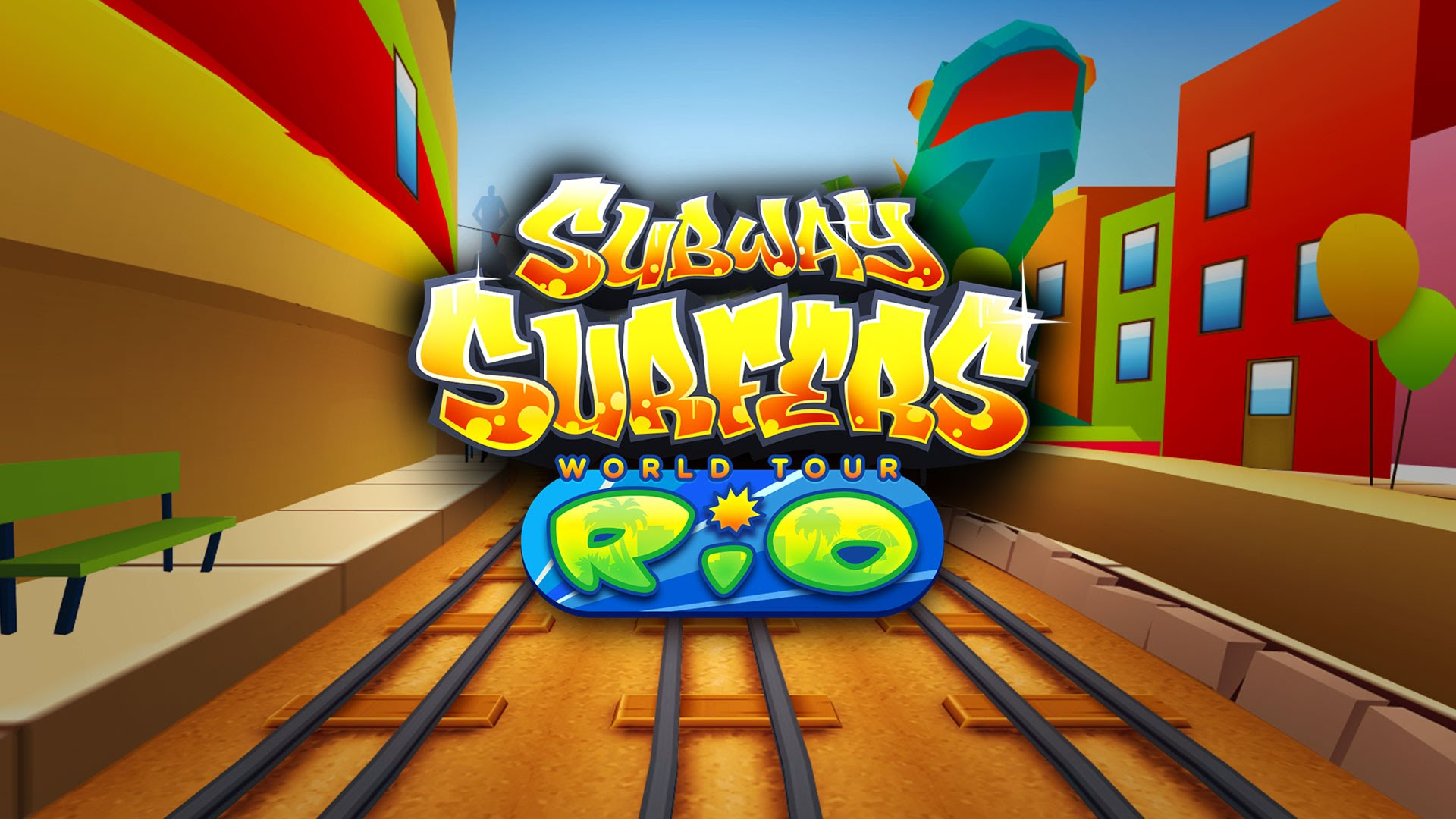 Subway Surfers Rio v1.59.1 Mod Apk (Updated) | AxeeTech