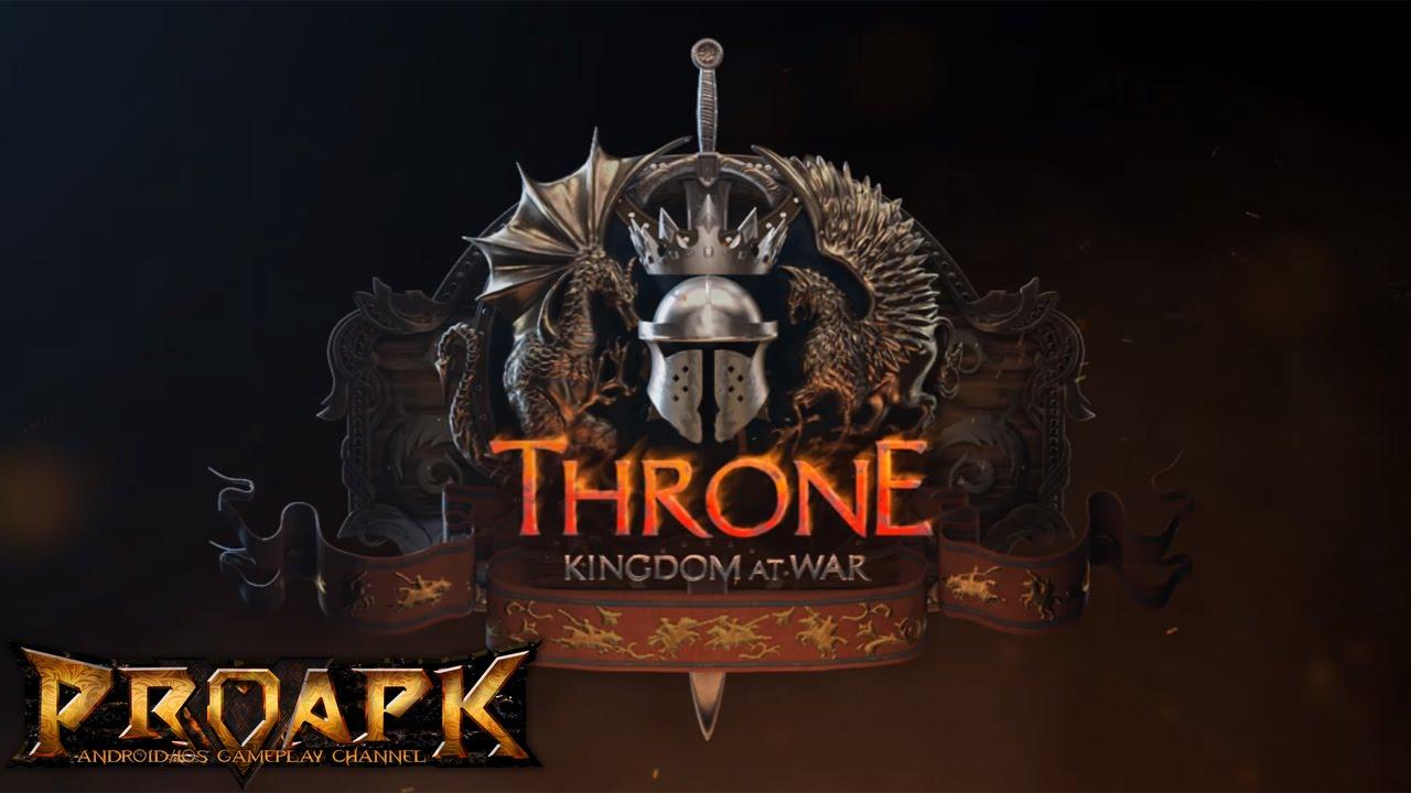Throne Kingdom at War Mod Apk