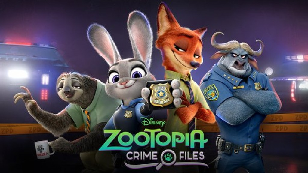 Zootopia_Crime_Files_hack_mod_apk