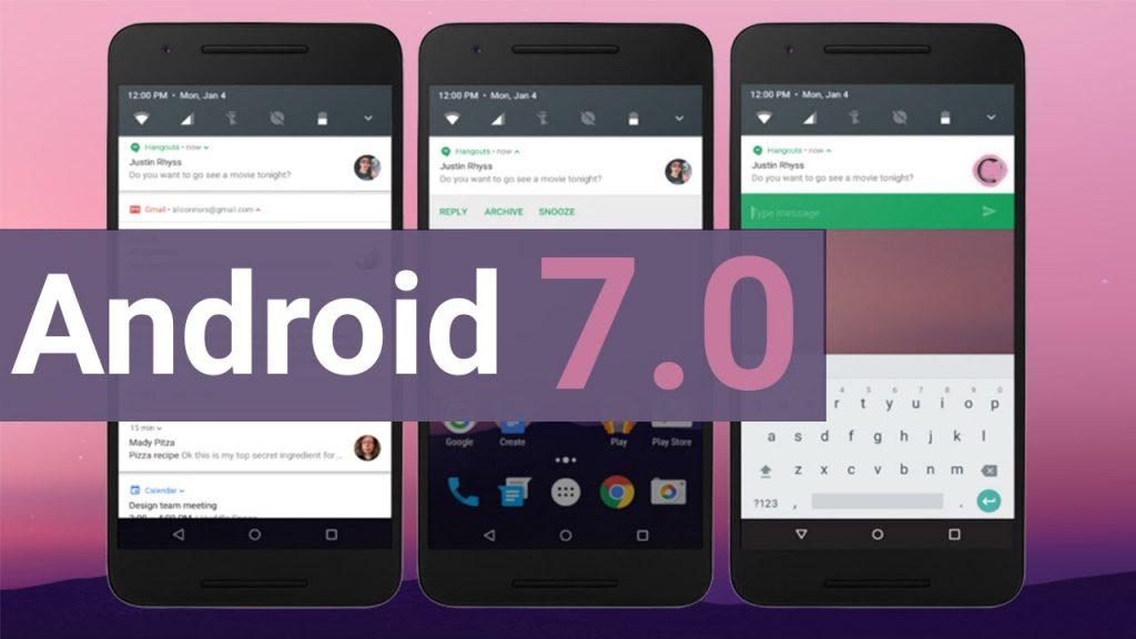 Android-Naugat-ROMS