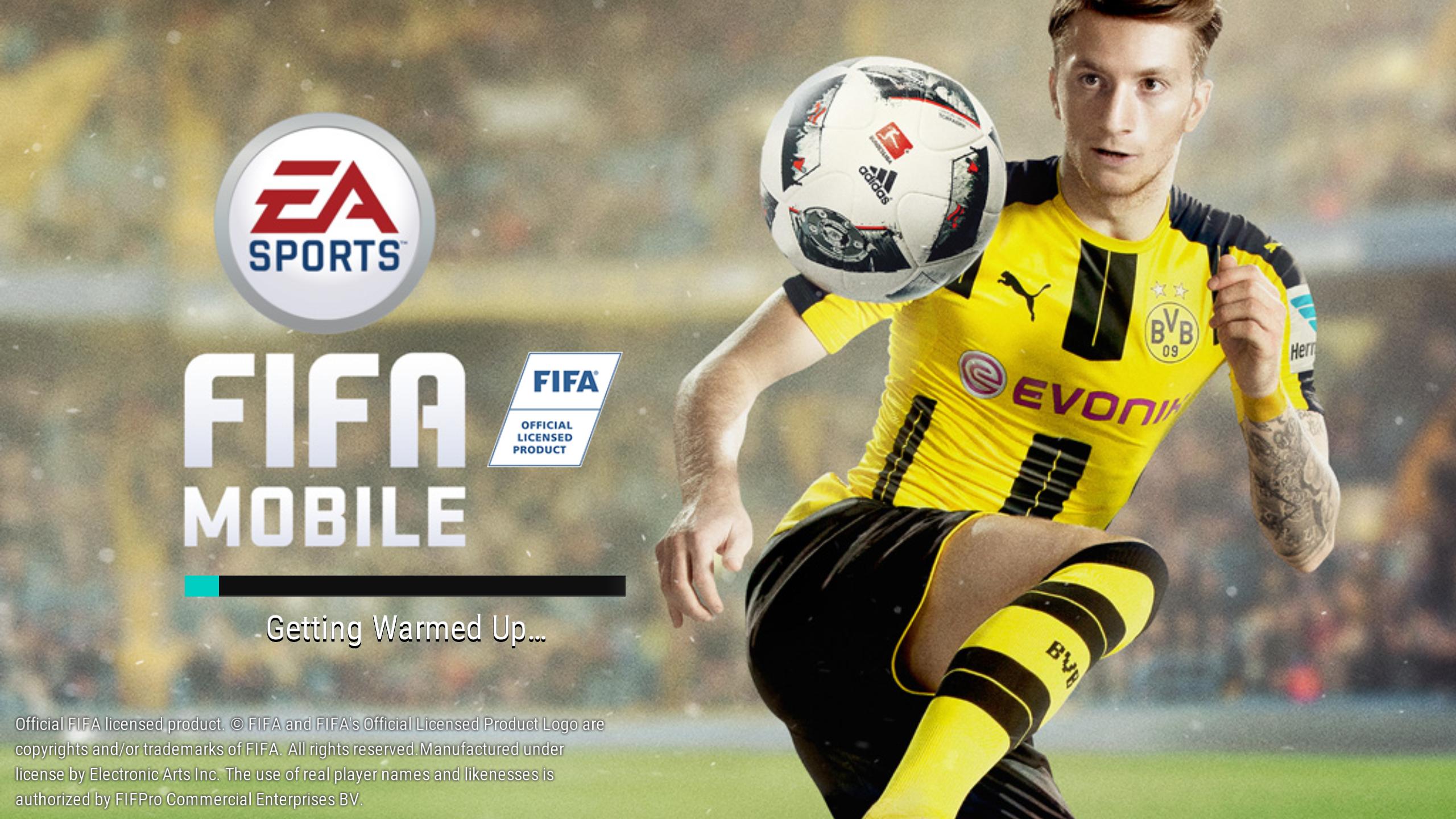 FIFA Mobile Soccer Hack Mod Apka