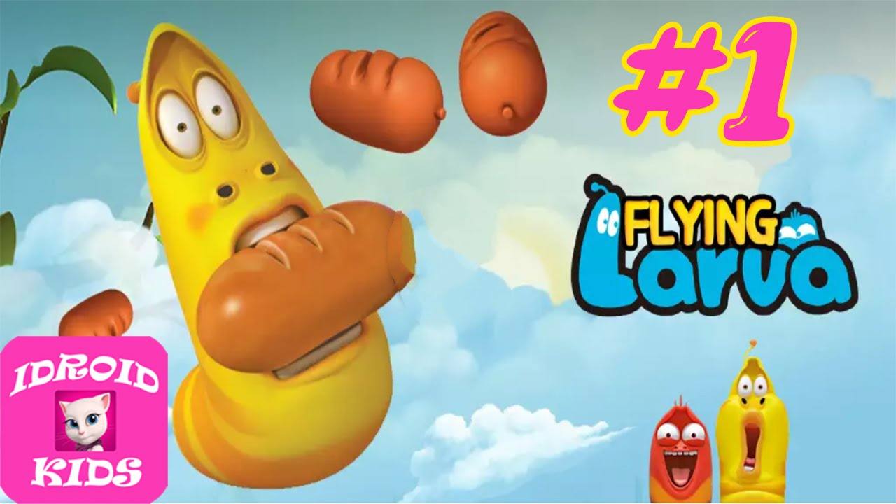 FLyin-Larva-hack-apk