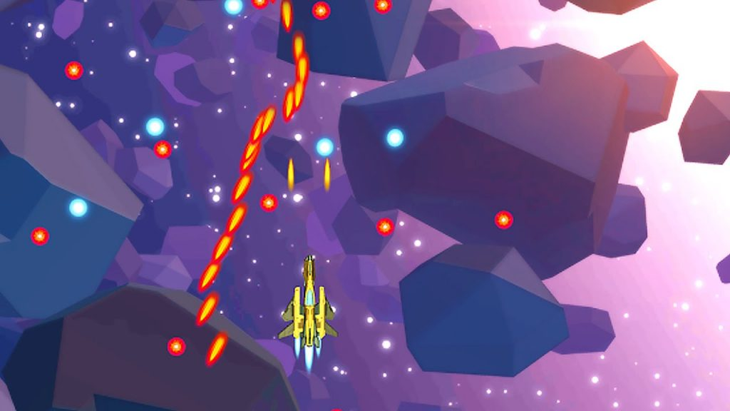 Hyper Force - Space Shooting-mod-apk