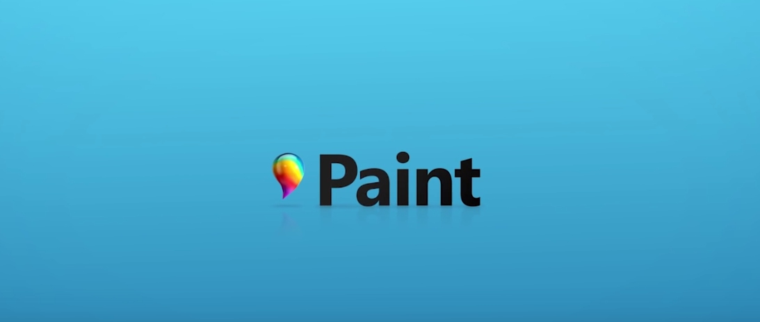 how to search for paint in windows 10