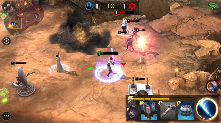 Star_Wars_Force_Arena_mod_apk_hack