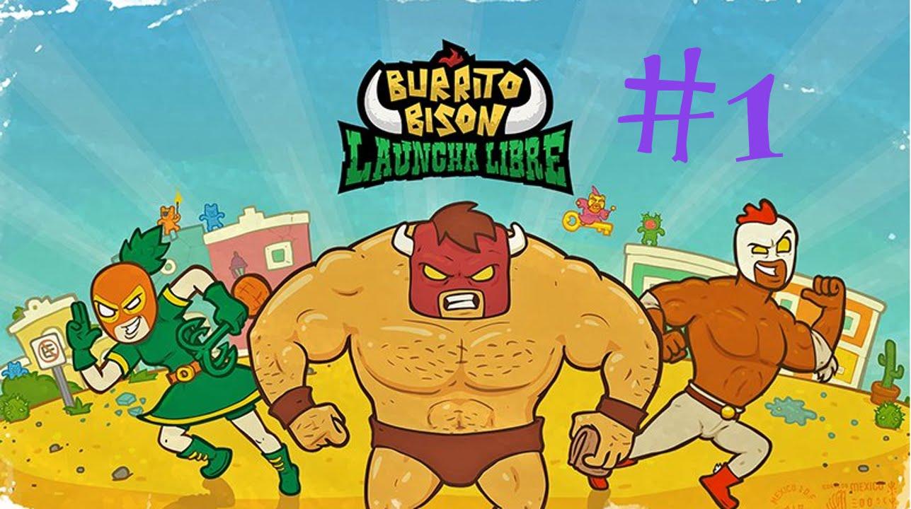 Burrito Bison Launcha Libre hack mod apk