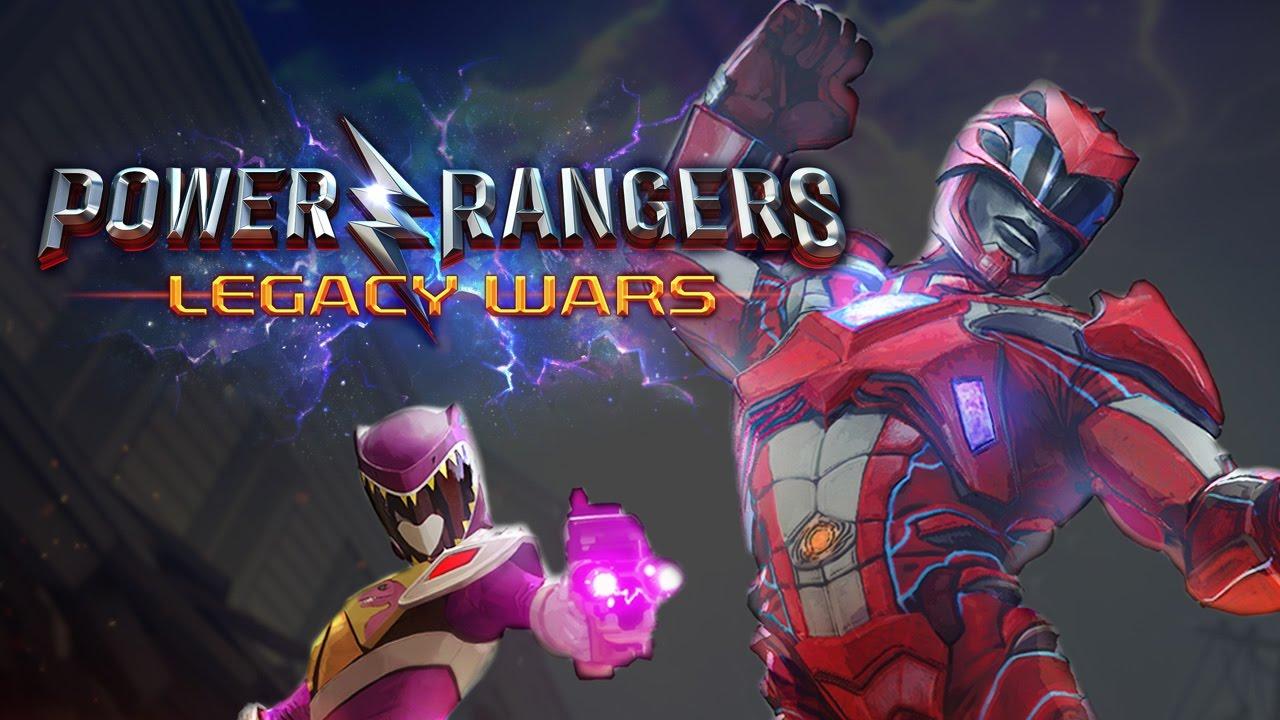 Power Rangers Legacy Wars Hack