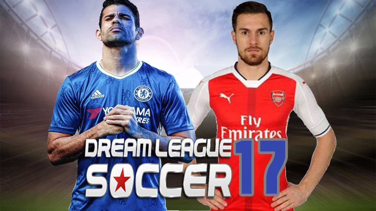 Dream League Soccer 2017 V 4 04 Mod Apk With Unlimited Coins Money And Gold Axeetech