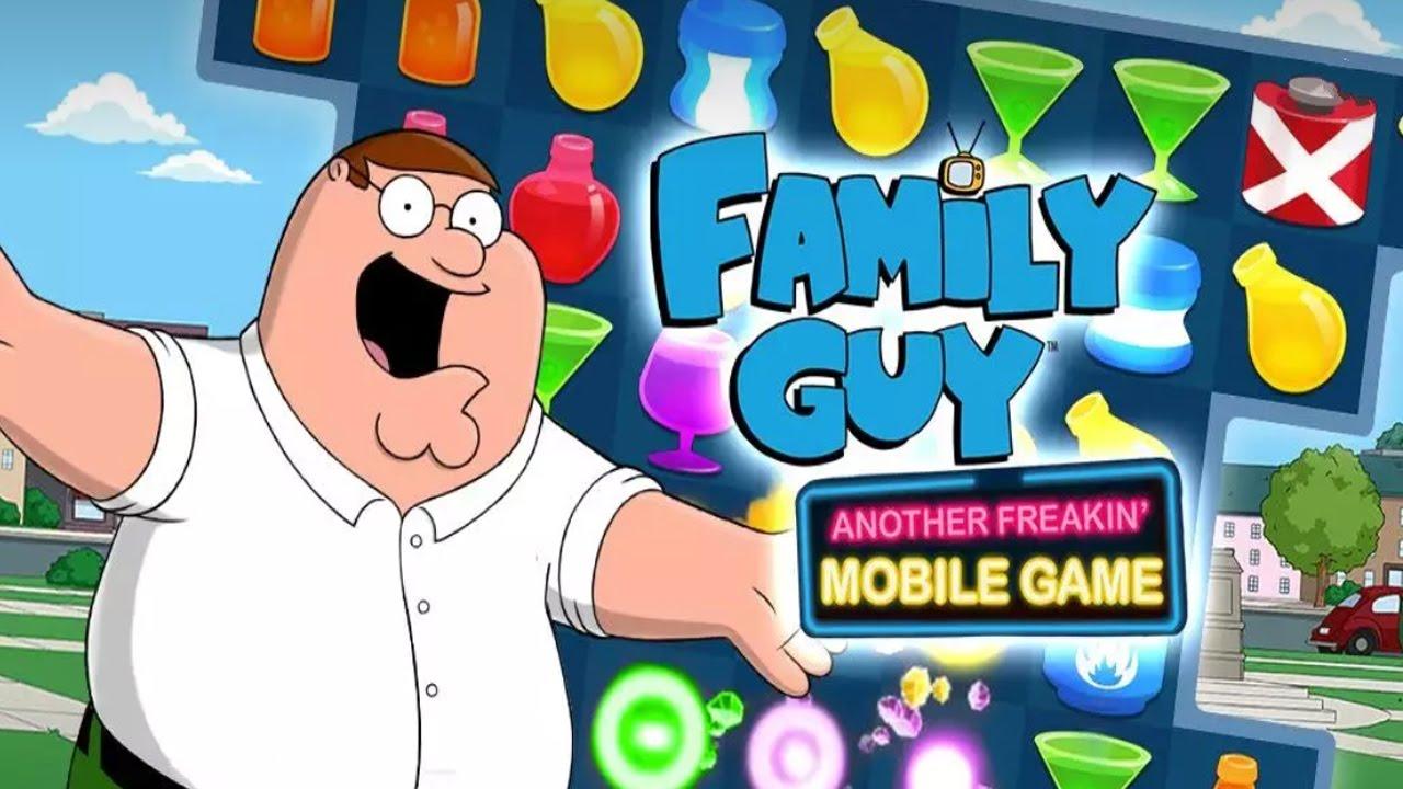 Family Guy Freakin Mobile Game mod apk hack