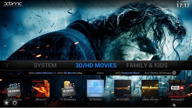 Showbox for Kodi 17.3 Krypton Download Install