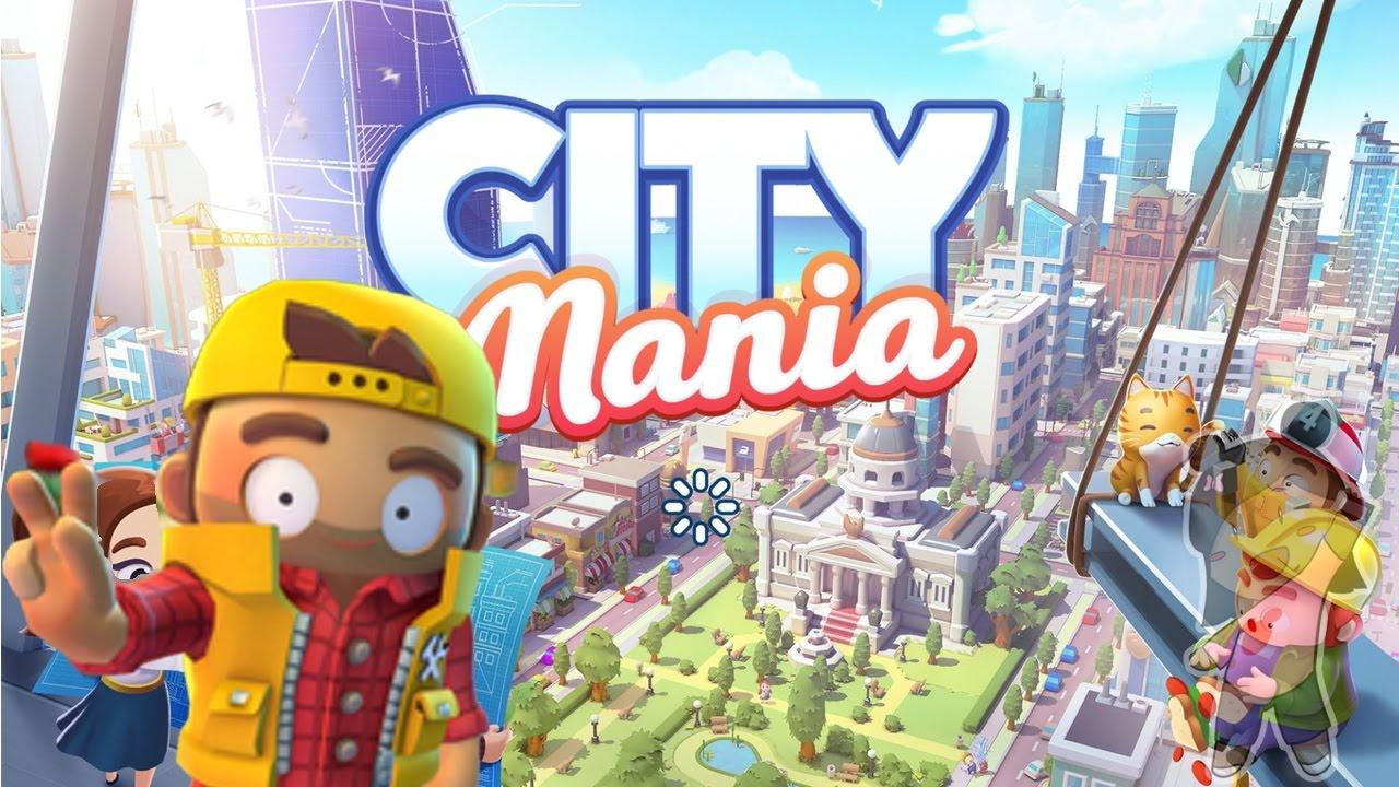 City_Mania_Mod_Apk_hack