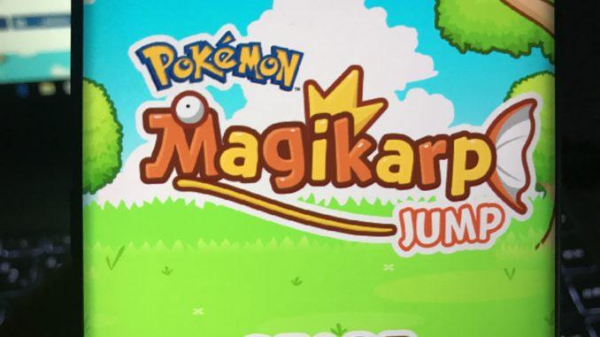 Pokemon Magikarp Jump Mod Apk