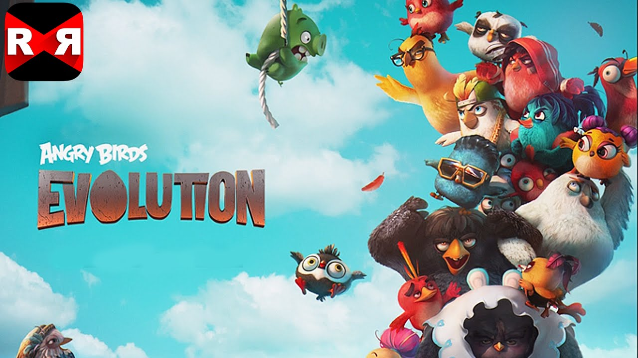 Angry Birds Evolution Mod Apk v1.9.2 With unlimited coins