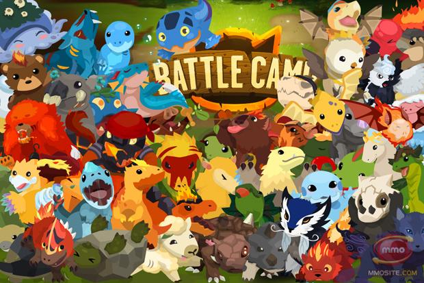 Battle-Camp-Monster-Catching-mod-apk