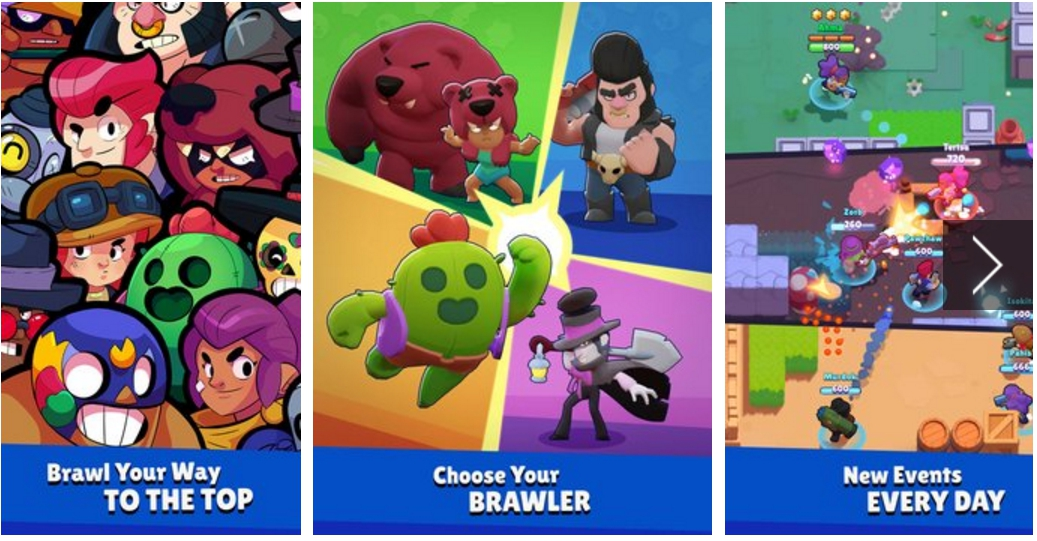 download brawl stars apk mod